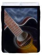 Epiphone Acoustic-9481-fractal Duvet Cover