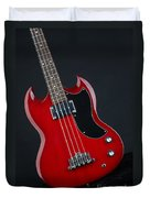 Epiphone Sg Bass-9189 Duvet Cover