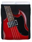 Epiphone Sg Bass-9193 Duvet Cover