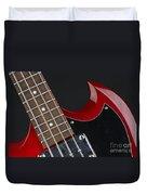 Epiphone Sg Bass-9205 Duvet Cover