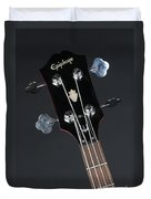 Epiphone Sg Bass-9225 Duvet Cover