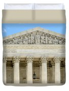 Equal Justice Under Law II Duvet Cover