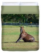 Equestrian Beauty Duvet Cover