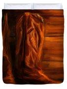 Equestrian Boots Duvet Cover