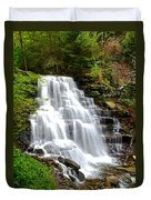 Erie Falls Duvet Cover