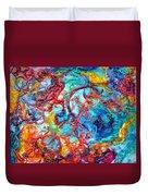 Ernstian Explosion Duvet Cover