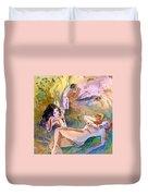 Eroscape 1201 Duvet Cover