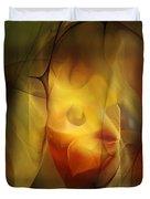 Erotic Light Duvet Cover