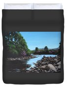 Erriff River Duvet Cover