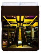 Escalator Lights Duvet Cover