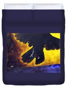 Escape To Your Dreams By Jaime Haney Duvet Cover