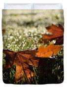 Essence Of Autumn Duvet Cover