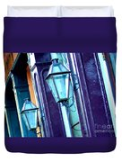 Essence Of New Orleans Duvet Cover
