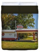 Esso Dealer Duvet Cover