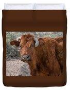 E.t. Highway Bull Duvet Cover