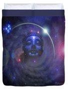 Eternal Buddha Duvet Cover