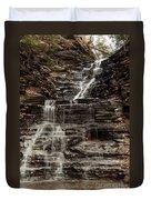 Eternal Flame Waterfalls Duvet Cover