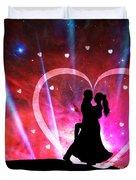 Eternal Love Duvet Cover