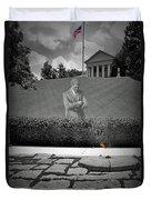 Eternal Remembrance Duvet Cover