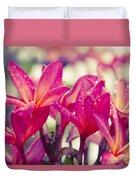 Eternal Spring Duvet Cover