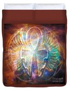 Eternal Wings Duvet Cover