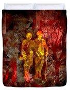 Eternity 008-13 Marucii Duvet Cover