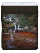 Ethereal Autumn Square Duvet Cover