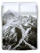 Ethereal Himalayas Duvet Cover