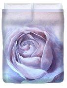 Ethereal Rose Duvet Cover