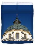 Ettal Abbey Bavaria Duvet Cover