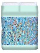Eucalyptus In Blue Duvet Cover