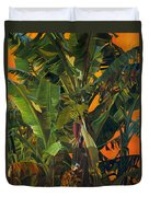 Eugene And Evans' Banana Tree Duvet Cover