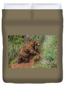 Eurasian Brown Bear 21 Duvet Cover