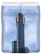 Eureka Tower Duvet Cover