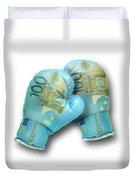 Euro Gloves-2 Duvet Cover