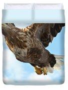European Flying Sea Eagle 2 Duvet Cover