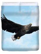 European Flying Sea Eagle 7 Duvet Cover