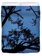 Evening Branches Duvet Cover