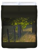 Evening Hunt Duvet Cover