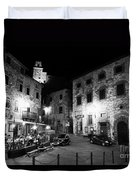 Evening In Tuscany Duvet Cover