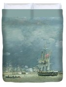 Evening Le Havre Duvet Cover