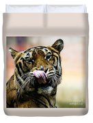 Evening Meal Duvet Cover