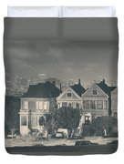Evening Rendezvous Duvet Cover by Laurie Search