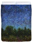 Evening Star Duvet Cover
