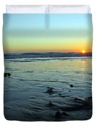 Evening Sunset Duvet Cover