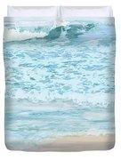 Evening Surf Duvet Cover