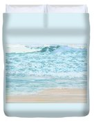 Evening Surf Duvet Cover