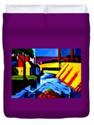 Evening Tones Duvet Cover