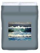 Evening Wave Duvet Cover