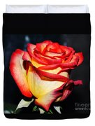 Event Rose 3 Duvet Cover